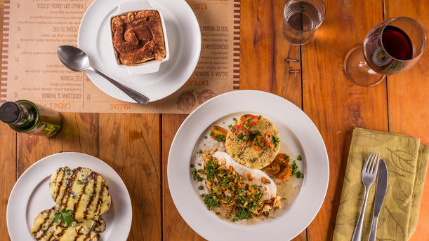 Il Barbuto Restaurant Week Delivery