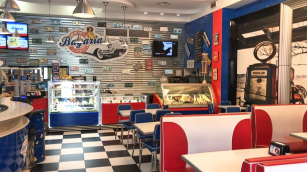Bagaria American Dinner - Città Sant'Angelo Sala