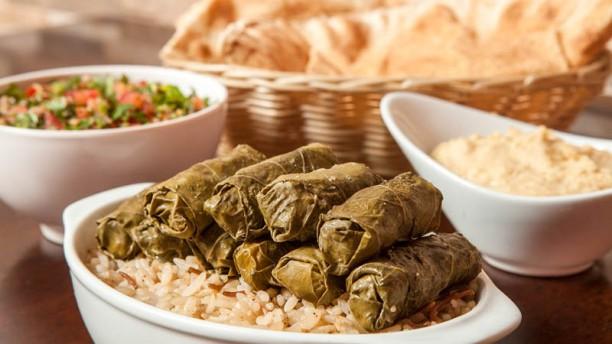 Dr. Árabe Especialidades Sugestão do chef