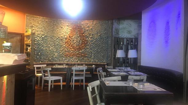 Goccia Wine Bar sala