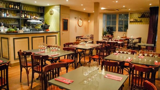 Restaurant bistrot c t seine bougival 78380 menu for Restaurant bougival