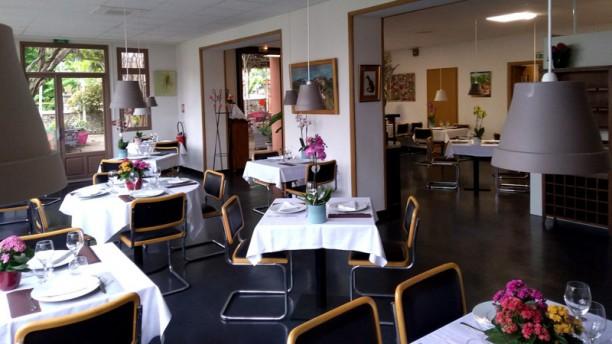 Restaurant des Glycines Salle