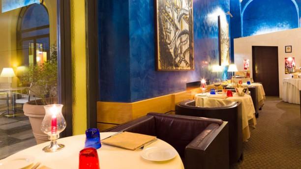 Aureliano Sala del ristorante