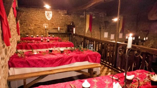 Restaurant auberge m di vale vallicella saint gence for Restaurant atypique