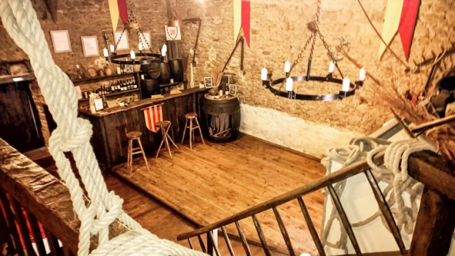 Auberge Médiévale Vallicella - Restaurant - Saint-Gence