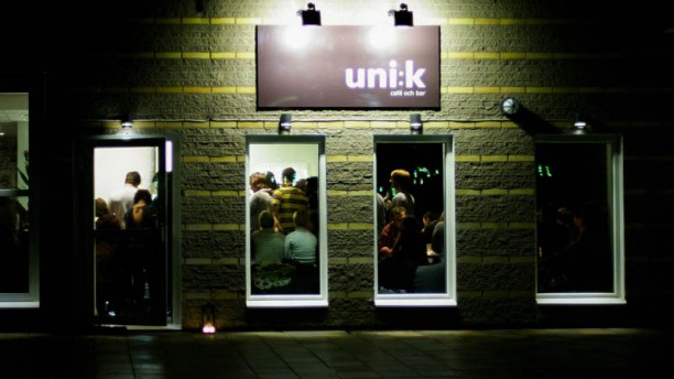 Uni:k kitchen & cafe External view