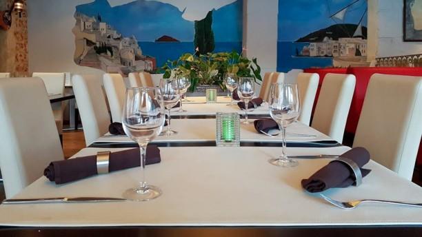 Dionysos Het restaurant
