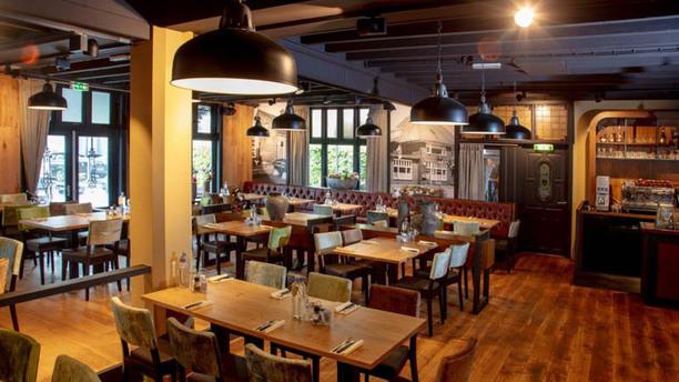 De Kromme Hoek Restaurant