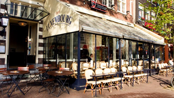 Luxembourg In Amsterdam Restaurant Reviews Menu And