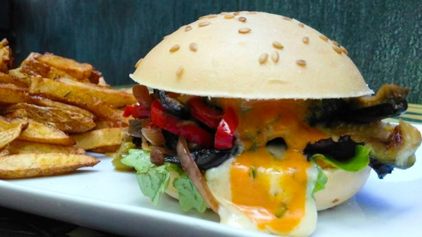Yard - La Burger Factory Suggestion de plat