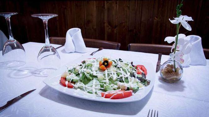 plato - Toscana, Zaragoza