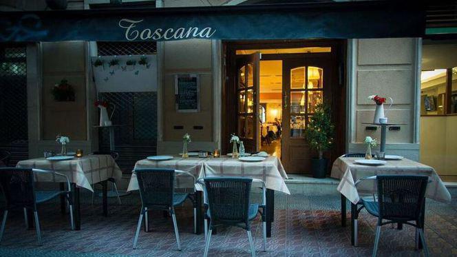 terraza1 - Toscana, Zaragoza