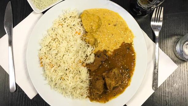 Shah Jahan Suggestion de plat