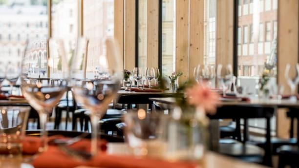 Restaurang Birger Jarl Dukad Veranda