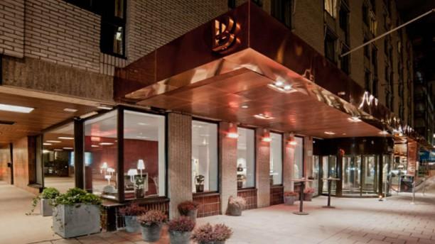 Hotel Birger Jarls Restaurang Rum