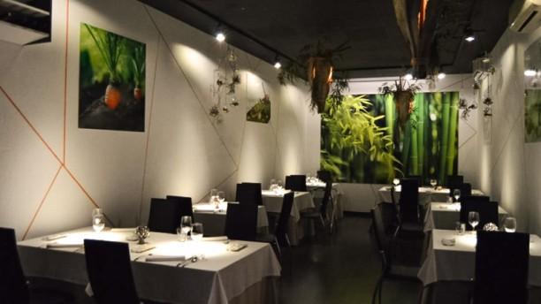 Raúl Resino Sala del restaurante