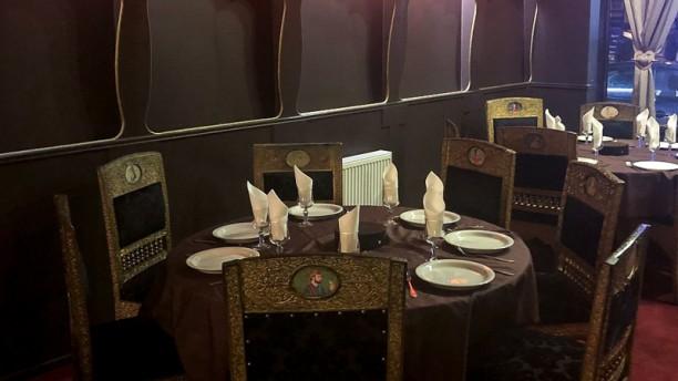Spicy Village Roubaix Salle du restaurant