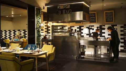 Akademia - Open Kitchen Restaurant, Siracusa