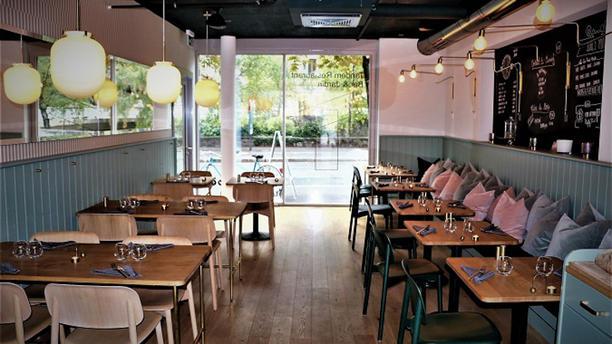 Tandem Restaurant, Bar & Jardin Restaurant