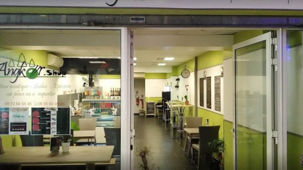 Ang'kor Shop Vue de la salle