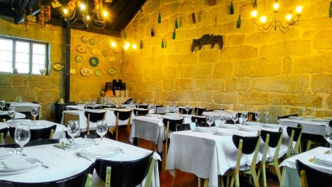 Uma Casa de Campo ristorante portoghese a Vila do Conde in Portogallo