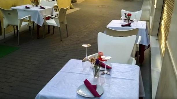 Restaurante Santa Marlia Vista terraza