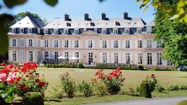 Château de Sissi - Les 3 Roses Devanture