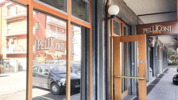 Locanda Pelliconi entrata