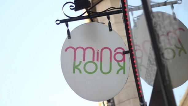 Mina Kouk devanture