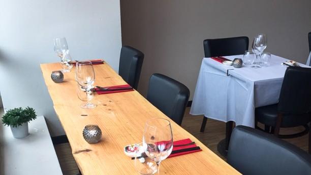 Goomi Restaurangens rum