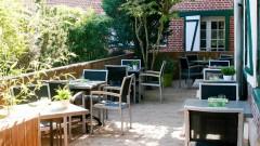 L'Ame au vert le restaurant du Hameau de l... Français