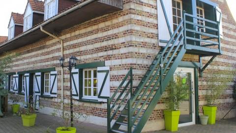 L'Âme au Vert - Restaurant du Hameau de la Becque, Avelin
