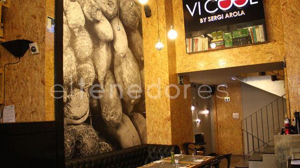 Vi-Cool Huertas Vista decoración
