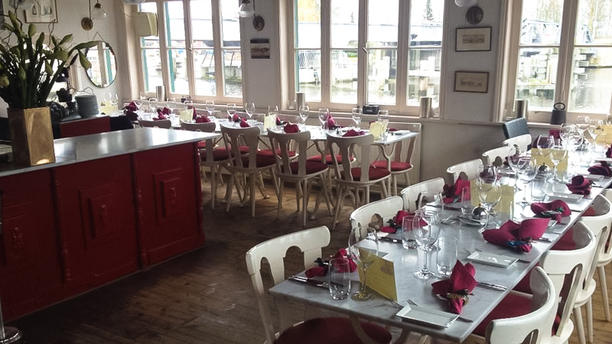 Hertog Jan Op Het Water Restaurant