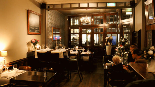 GROOTsZAND24 Restaurant