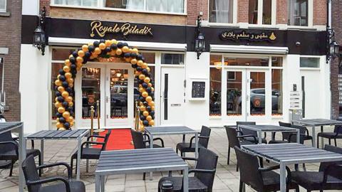 Royale Biladi, Amsterdam