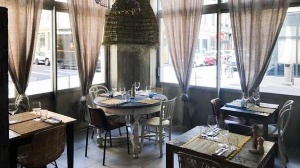 Restaurant Lounge N133 Vue de la salle