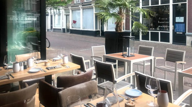 The Grill Room Terras