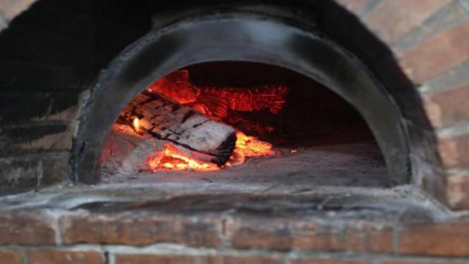 Forno della Pizzeria - Se Po Fa, Rome