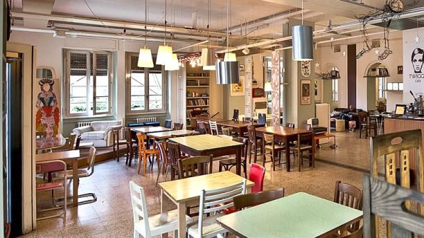 Twiggy Cafè Ristorante Interno