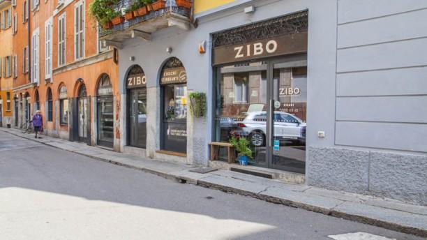 Zibo - Campo Base Entrata