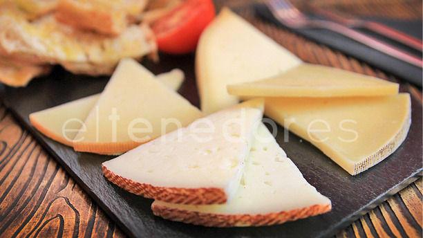 De Tapadillo tabla de quesos