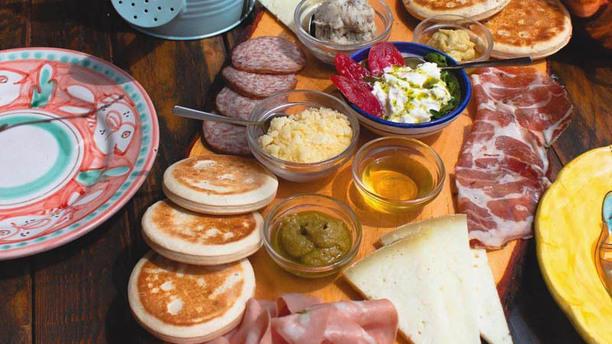 Mille Lire tigelleria Bistrot Suggerimento dello chef