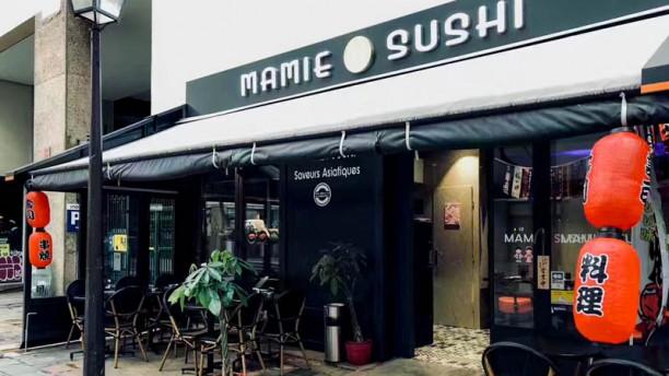 Mamie Sushi Entrée