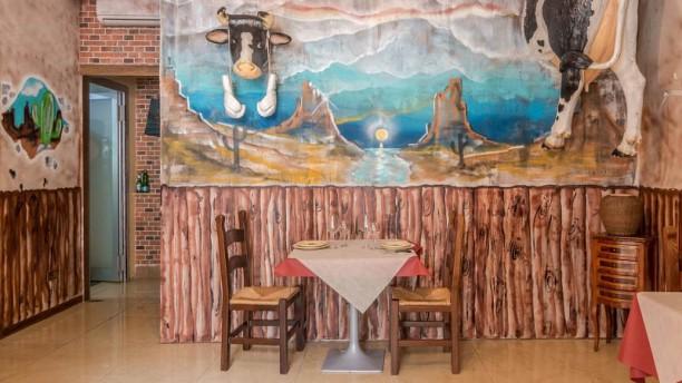 Trattoria Braceria Antichi Sapori dal 1947 Vista sala