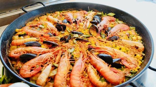 La Paella de Povedilla Suggerimento dello chef