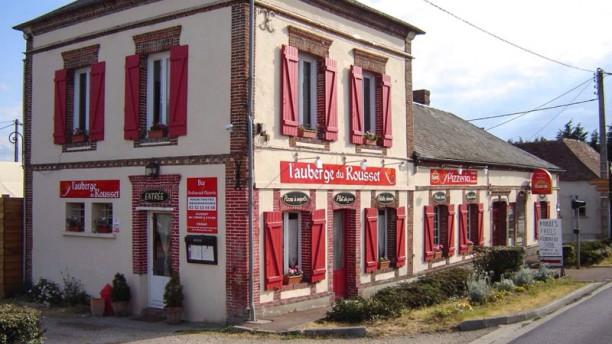 Resto Broc - Auberge du Rousset Facade