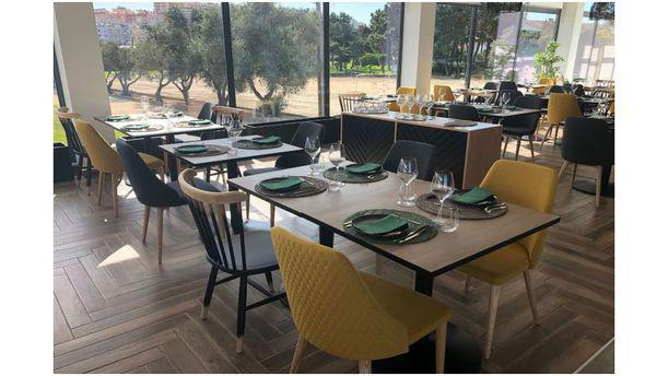MARIALMA  Restaurant & Lounge sala