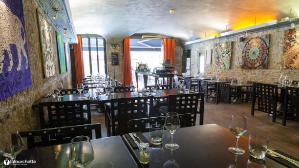 restaurant caf picerie h tel cour des loges lyon 69005 vieux lyon menu avis prix et. Black Bedroom Furniture Sets. Home Design Ideas
