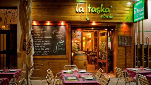 La Taska Sidrería - Conde Altea Exterior del restaurante